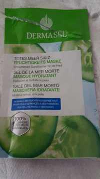 DERMASEL - Sel de la mer morte - Masque hydratant