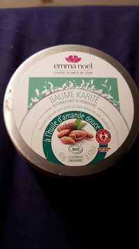 EMMA NOËL - Baume karité à l'huile d'amande douce