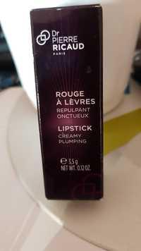 Dr Pierre Ricaud - Rouge à  lèvres repulpant onctueux