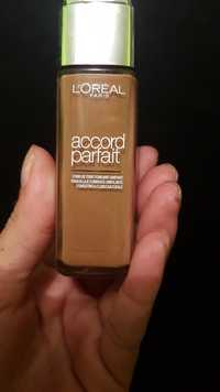 L'ORÉAL - Accord parfait - Fond de teint fondant unifiant