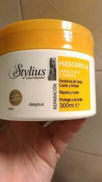 Deliplus - Stylius reparación - Mascarilla