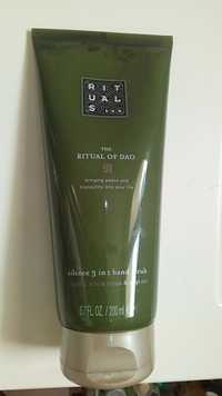 RITUALS - The ritual of dao - Silence 3 in 1 hand scrub