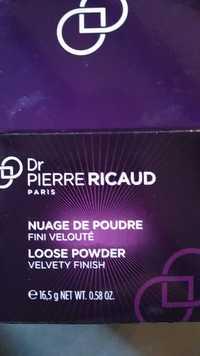 Dr Pierre Ricaud - Nuage de poudre fini velouté
