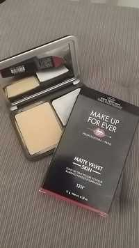 Make up for ever - Fond de teint poudre flouteur