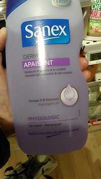 SANEX - Dermo apaisant - Physiologic Gel lavant