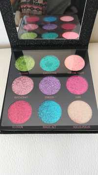 Makeup Revolution - Abracadabra - Pressed glitter palette