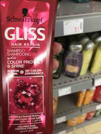 Schwarzkopf - Gliss hair repair - Shampooing color protect