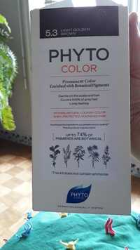 Phyto - Color - Permanent color 5.3 light golden brown