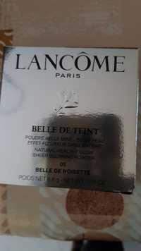 Lancôme - Belle de teint - Poudre belle mine 05 belle de noisette