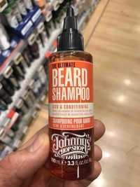 Johnny's Chop Shop - The beard shampoo