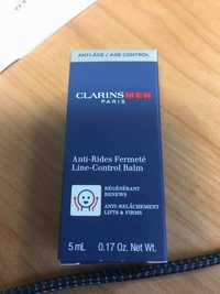CLARINS - Men - Anti-rides fermeté - Régénérant