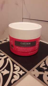 Cattier - Masque soin couleur à l'extrait de riz beurre de babassu