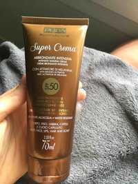 PUPA - Super Crema Abbronzante intensiva SPF 50