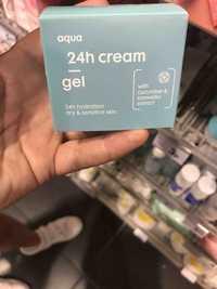 HEMA - 24H Cream gel aqua
