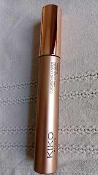 KIKO - Luxurious lashes - Mascara