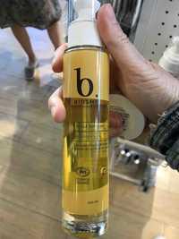 BIOSME - L'huile soyeuse - Démaquillant yeux et visage