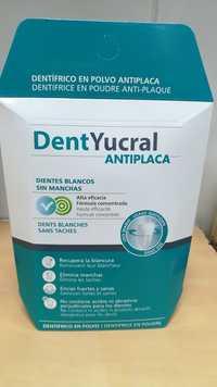 EUCRYL - Dentifrice en poudre anti-plaque