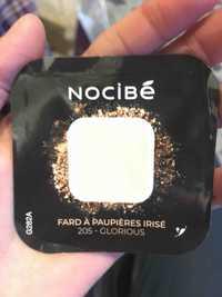 NOCIBÉ - Fard à paupière irisé 205 glorious