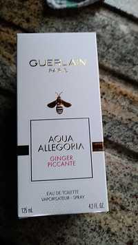 Guerlain - Aqua allegoria Ginger piccante - Eau de toilette