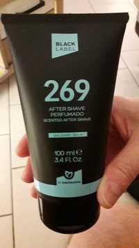EQUIVALENZA - Black label 269 - After shave perfumado