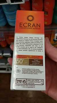 Ecran - Crème solaire visage anti-âge SPF 50+