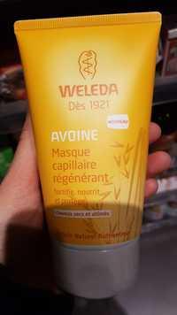 WELEDA - Avoine - Masque capillaire régénérant