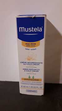 Mustela - Crème nourrissante au cold cream
