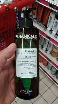 L'Oréal - Shampooing Botanicals Fresh Care