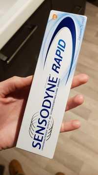 SENSODYNE - Rapid zahncreme