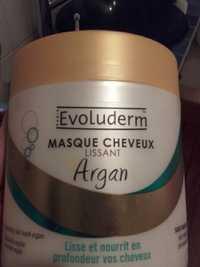 EVOLUDERM - Masque cheveux lissant