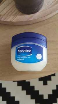 Vaseline - Pure petroleum Jelly original
