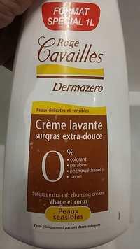ROGÉ CAVAILLÈS - Dermazero - Crème lavante