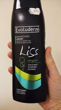 EVOLUDERM - Liss - Shampooing lissant - Argan