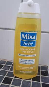 Mixa Bébé - Shampooing très doux