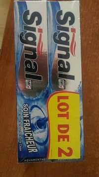 SIGNAL - Dentifrice aquamenthe