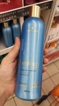 Schwarzkopf - Beology - Deep sea extract conditioner