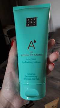 RITUALS - The Ritual of Karm - Aftersun hydrating lotion