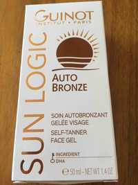 Guinot - Sunlogic - Auto bronze