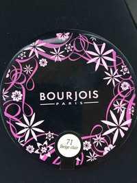 BOURJOIS - Poudre compacte 71 beige clair