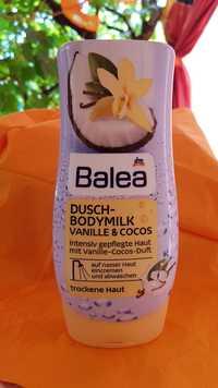Balea - Vanille & cocos - Dusch-bodymilk