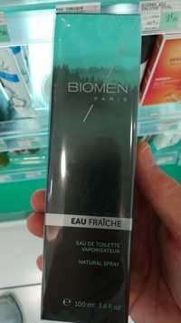 Biomen - Eau fraîche - Eau de toilette