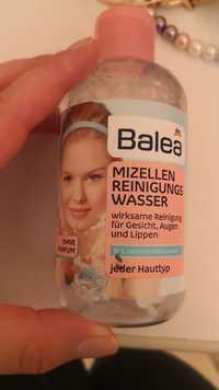 Balea - Mizellen reinigungswasser jeder hauttyp