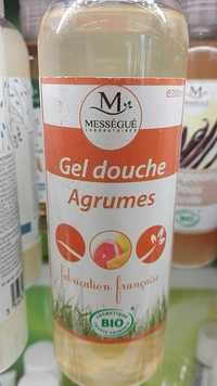 MESSÉGUÉ - Agrumes - Gel douche bio