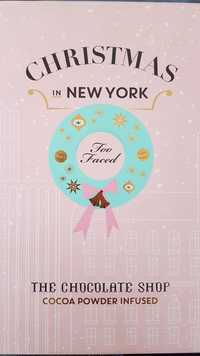 TOO FACED - The chocolate shop - Cocoa powder infused