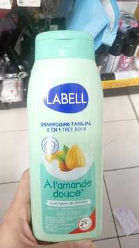 LABELL - Shampooing familial 2 en 1 très doux