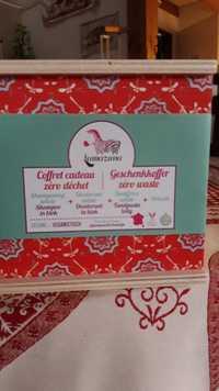 LAMAZUNA - Coffret cadeau zéro déchet