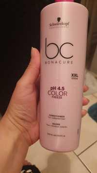 SCHWARZKOPF - BCpH 4.5 color freeze - Conditioner
