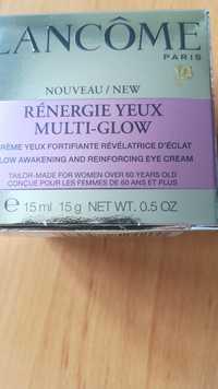 Lancôme - Rénergie yeux multi-glow - Crème yeux