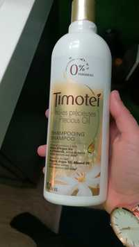 Timotei - Huiles précieuses - Shampooing