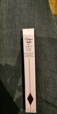 PILLOW TALK - Lip cheat - Crayon contour des lèvres